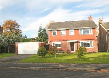 Thumbnail 4 bed detached house for sale in Woolton Hill, Newbury, Hampshire