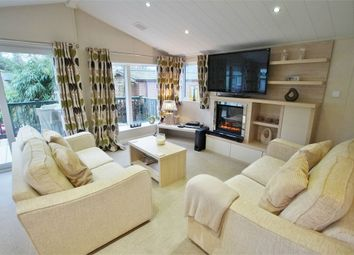 Thumbnail 2 bed mobile/park home for sale in Fallbarrow Park, Bowness On Windermere, Windermere