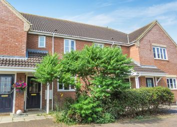 Thumbnail 2 bedroom terraced house to rent in Fox Hole Close, Warboys, Huntingdon