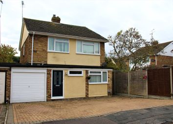 Thumbnail 4 bed detached house for sale in Winston Close, Frimley Green, Surrey