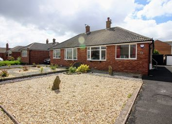 Thumbnail 2 bed semi-detached bungalow for sale in Greenfield Road, Thornton-Cleveleys