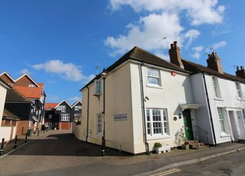 Thumbnail 2 bed end terrace house for sale in Newmans Close, Hythe