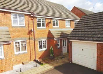 Thumbnail 3 bed terraced house for sale in Bray Drive, Great Ashby, Stevenage, Herts