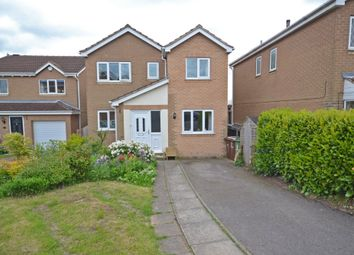Thumbnail 4 bed detached house for sale in Heather Close, Ossett