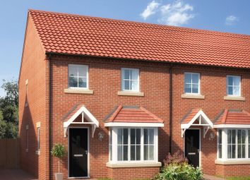 Thumbnail 3 bed terraced house for sale in City Fields, Novale Way, Wakefield
