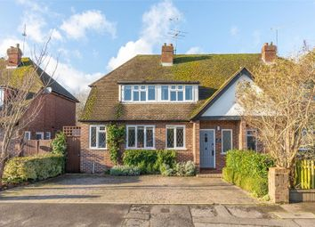 4 bed semi-detached house for sale in Fortescue Road, Weybridge, Surrey KT13