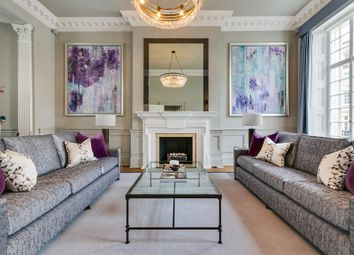 Thumbnail 4 bedroom flat to rent in Wilton Crescent, London