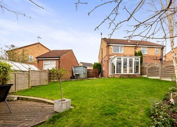 Thumbnail 2 bed semi-detached house for sale in Greenshank Mews, Morley, Leeds
