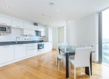 Thumbnail 1 bed flat to rent in 158 High Street, Stratford, London