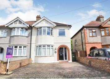3 bed semi-detached house for sale in Warriner Avenue, Hornchurch RM12