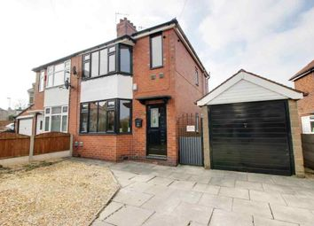 Thumbnail 2 bed semi-detached house for sale in Grosvenor Road, Longton, Stoke-On-Trent