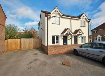 Thumbnail 2 bed semi-detached house for sale in Hallcroft Chase, Highwoods, Colchester, Essex