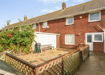 Thumbnail 3 bed terraced house for sale in Rype Close, Lydd, Romney Marsh, Kent