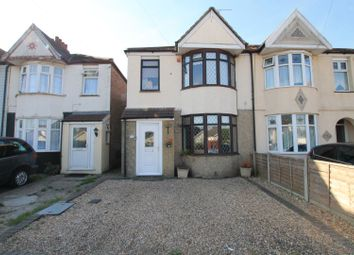 Thumbnail 3 bed semi-detached house for sale in Upminster Road North, Rainham