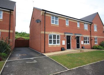 Thumbnail 3 bedroom end terrace house for sale in Essington Way, Brindley Village, Stoke-On-Trent