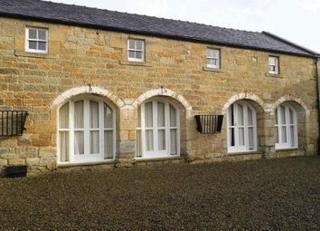 Thumbnail 4 bed cottage to rent in Mitford, Morpeth