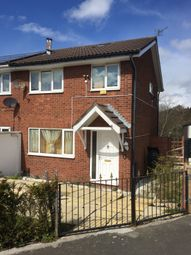 Thumbnail 3 bedroom semi-detached house for sale in Manor House Lane, Fulwood, Preston