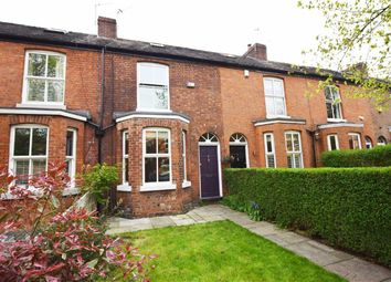 Thumbnail 3 bed terraced house for sale in Orchard Street, West Didsbury, Manchester