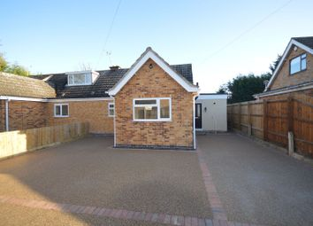 Thumbnail 2 bed bungalow for sale in Prince Drive, Oadby, Leicester