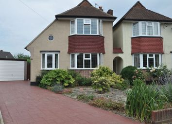 Thumbnail 4 bedroom detached house for sale in Welbeck Close, New Malden