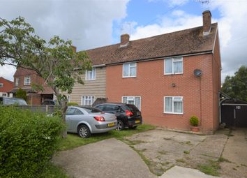 Thumbnail 3 bed semi-detached house for sale in Castle Road, Rowlands Cstle