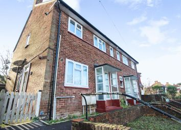 Thumbnail 1 bed maisonette for sale in Truslove Road, London