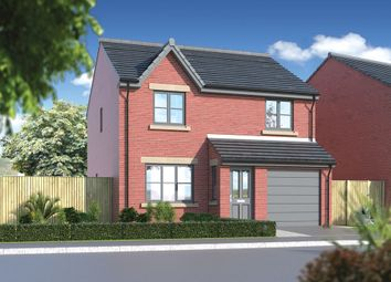 Thumbnail 4 bed detached house for sale in Wigton Road, Carlisle
