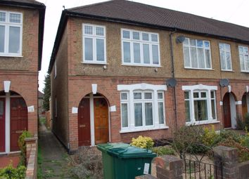 Thumbnail 2 bed maisonette to rent in Avondale Avenue, Staines, Surrey