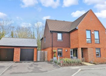 Thumbnail 4 bed detached house for sale in Brook Close, Swanmore, Southampton