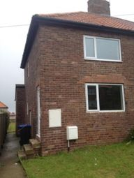 Thumbnail 2 bed semi-detached house to rent in South Crescent, Horden, Peterlee