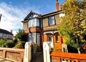 Thumbnail 3 bed flat for sale in Regent Road, Wallasey
