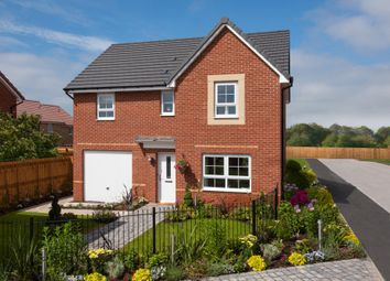 "Thumbnail 4 bed detached house for sale in ""Ripon"" at Morgan Drive, Whitworth, Spennymoor"