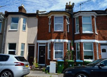 Thumbnail 4 bedroom terraced house for sale in Queens Road, Shirley, Southampton, Hampshire