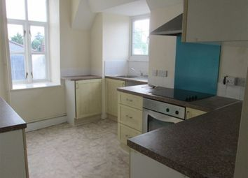 Thumbnail 2 bed flat to rent in High Street, Caerleon, Newport