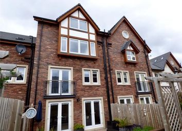 Thumbnail 4 bed terraced house for sale in Johnston Drive, Carlisle, Cumbria