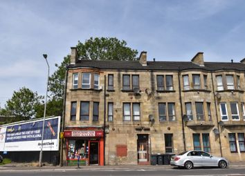 Thumbnail 1 bed flat for sale in 130 Ferguslie, Paisley