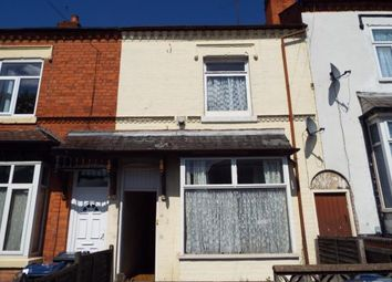 Thumbnail 3 bedroom terraced house for sale in Hunton Hill, Birmingham, West Midlands
