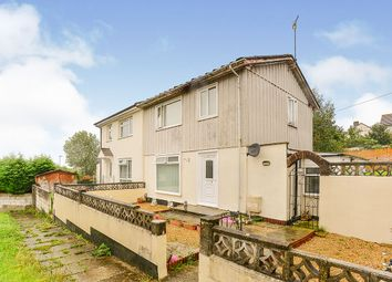 3 bed semi-detached house for sale in Montacute Avenue, Plymouth, Devon PL5