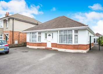Thumbnail 5 bed bungalow for sale in King Edward Avenue, Moordown, Bournemouth