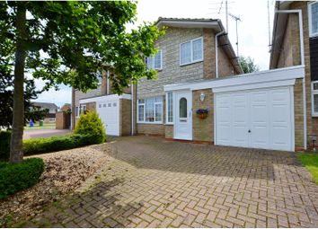 Thumbnail 3 bed detached house for sale in St. Lawrence Road South, Towcester