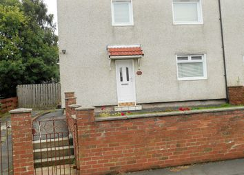 Thumbnail 3 bedroom end terrace house for sale in Glen Avenue, Larkhall