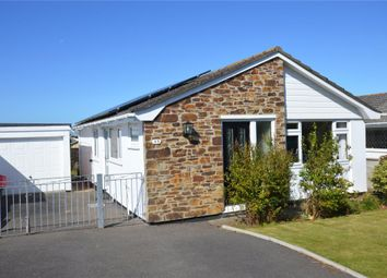 Thumbnail 3 bed detached bungalow for sale in Roseland Park, Camborne, Cornwall