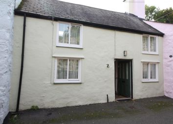 Thumbnail 2 bed terraced house for sale in New Street, Beaumaris
