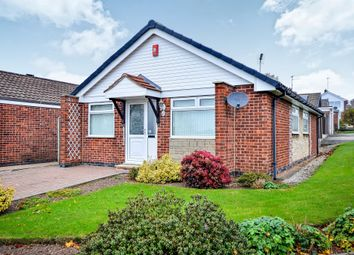 Thumbnail 3 bed detached bungalow for sale in Rannoch Drive, Mansfield