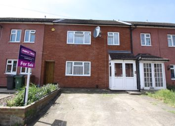 Thumbnail 3 bed terraced house for sale in Lukin Crescent, Chingford