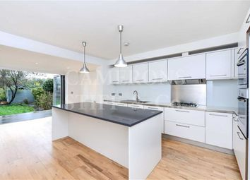Thumbnail 3 bedroom flat for sale in Kingswood Avenue, Queens Park, London