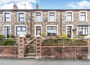 Thumbnail 3 bed mews house for sale in Waterloo Terrace, Pontlottyn, Bargoed