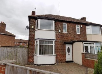 Thumbnail 3 bedroom semi-detached house for sale in Ashford Avenue, Acklam, Middlesbrough