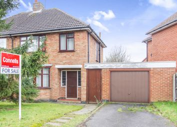 Thumbnail 3 bedroom semi-detached house for sale in Wintersdale Road, Off Uppingham Road, Leicester