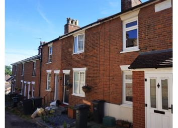 Thumbnail 2 bed cottage for sale in Police Station Road, West Malling